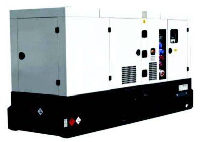 200kVA Generator Hire – Broadcrown