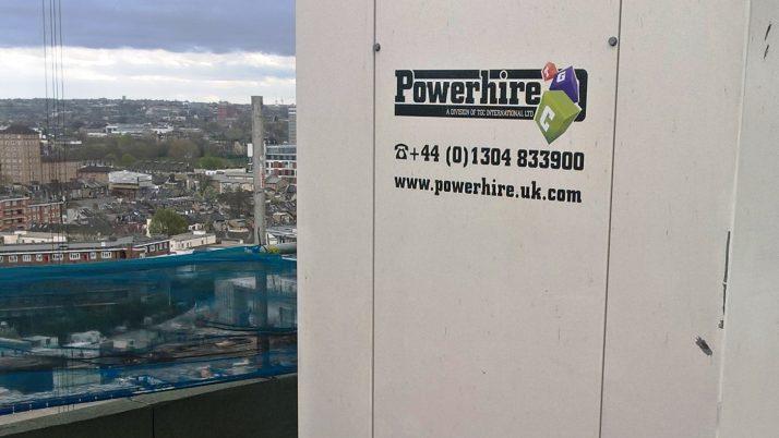 Generator Power for Long Term London Housing Development